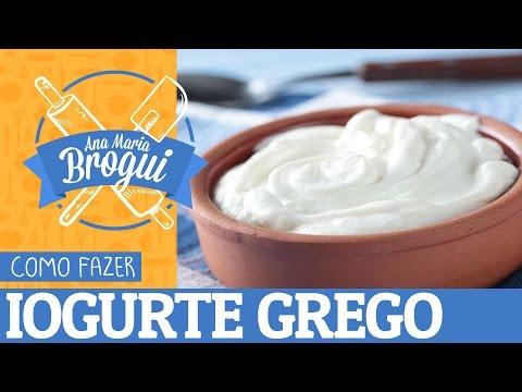 Ana Maria Brogui #125 - Como fazer Iogurte Grego Vigor/Nestlé