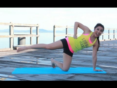 Pop Pilates: Long Lean Legs Workout