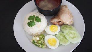 getlinkyoutube.com-RESEP NASI AYAM HAINAN