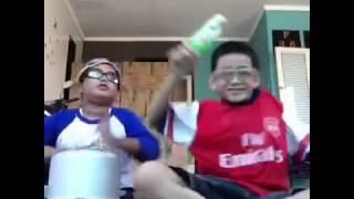 Video lucu Dabsmash