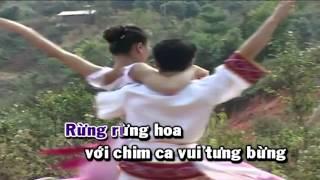 getlinkyoutube.com-[HD] Karaoke Tình Ca Tây Bắc - Sơn La (Karaoke by Kgmnc)