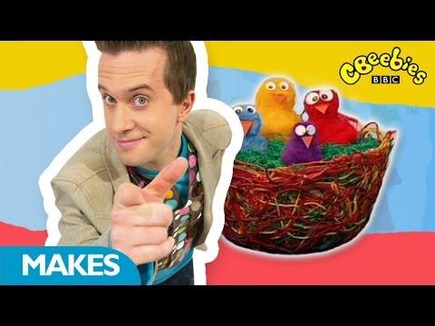 CBeebies: Mister Maker - Funky Birds Nest