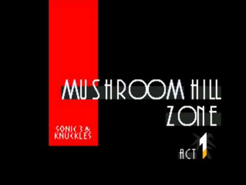 Sonic & Knuckles Music: Mushroom Hill Zone Act 1 [extended]