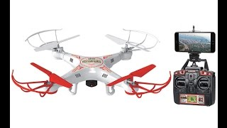 Striker Live Feed Drone And Upgrades