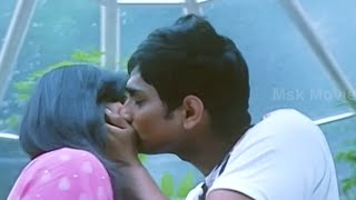 "getlinkyoutube.com-Sidharth - Hansika Romantic Kissing Scene - ""Sridhar"" Latest Tamil Movie Scene"