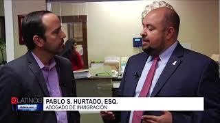 Charla con Pablo Hurtado sobre inmigración