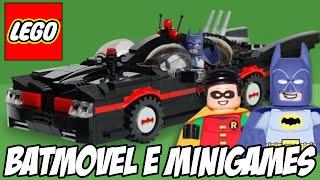 getlinkyoutube.com-Lego Batman 3 - Batmóvel e Minigames