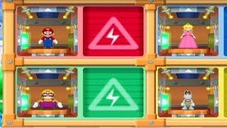getlinkyoutube.com-Mario Party 7 - All Minigames