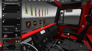 [ETS2]Euro Truck Simulator 2 IVECO 190-38 Special v1.26