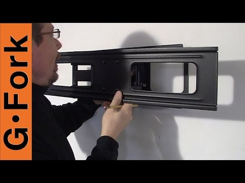 Hang a TV On The Wall - GardenFork