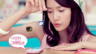 getlinkyoutube.com-SNSD - LG Cyon 'Cooky' CF [MV]