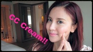 getlinkyoutube.com-殘爆二步曲 - 透氣彈滑CC Cream妝