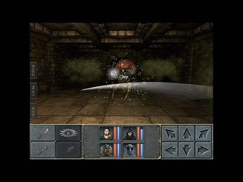 1/4: Legend of Grimrock iPad Trailer