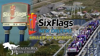 getlinkyoutube.com-Six Flags New Orleans: Killed by Katrina