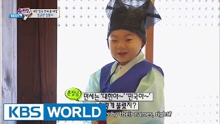 getlinkyoutube.com-The Return of Superman - Triplets at Sungkyunkwan