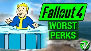 getlinkyoutube.com-FALLOUT 4: Top 10 WORST PERKS in Fallout 4! (Most USELESS and TERRIBLE Perks In the Game)