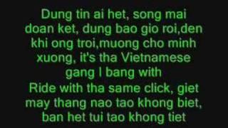 getlinkyoutube.com-Vietnamese Gang w/lyrics