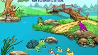 getlinkyoutube.com-Let's Play The Tortoise and the Hare Part 1 (Fair Use!)