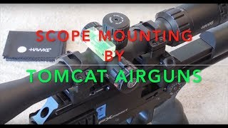 Scope mounting by Tominco