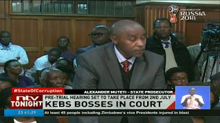 KEBS managing director and 9 others released on bond