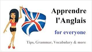 Apprendre l'Anglais ☆ Anglais Américain Prononciation Leçon