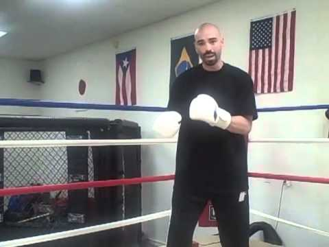 Develop snapping-powerful Boxing jab not a knockout jab