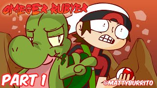 getlinkyoutube.com-Pokemon Omeger Rubyer Part 1