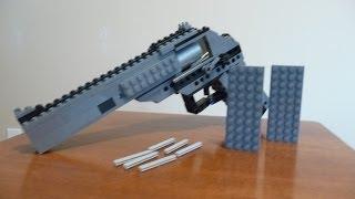 getlinkyoutube.com-Lego Revolver (Working)