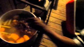 Black Cooking Swagg #18 New Orleans BBQ