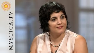 getlinkyoutube.com-MYSTICA.TV: Chantal - Von der Überwindung heftiger Krisen zur Medialität