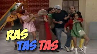 "getlinkyoutube.com-El Chavo Del Ocho bailando ""Ras Tas Tas"""