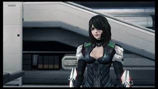 getlinkyoutube.com-Creating My Awesome Character In Xenoblade Chronicles X (Wii U)