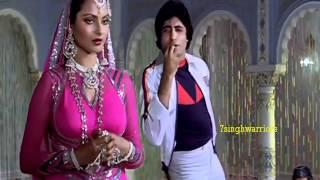 getlinkyoutube.com-Muqaddar Ka Sikandar مقدر کا سکندر)1978)* Salaam-E-ishq Meri Jaan [H.Q.]__7sw.