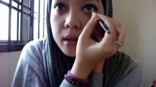 getlinkyoutube.com-Tips make up tutorial praktis sehari hari