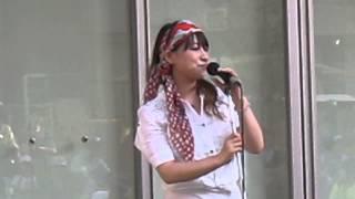 getlinkyoutube.com-『水戸真奈美』 笑顔  -とっておきの音楽祭-  20140601