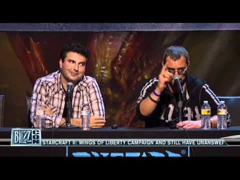 Blizzcon 2010 WoW Cataclysm Quests and Lore [3/4]