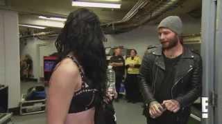 Paige's BF Watches Her Perform - Total Divas Bonus Clip