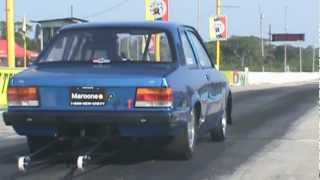 getlinkyoutube.com-The Valley Dragway | El Poder de los 4 Cilindros [02/06/12] Parte 1