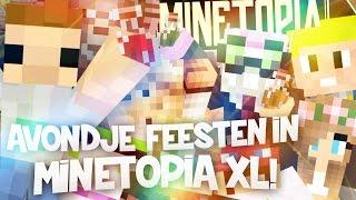 getlinkyoutube.com-AVONDJE FEESTEN in MINETOPIA XL! - MINETOPIA #7 met Rotjoch en GTypo