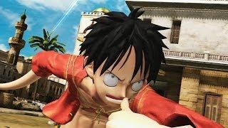 getlinkyoutube.com-J-Stars Victory Vs - Luffy vs Naruto