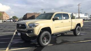"getlinkyoutube.com-2016 Toyota Tacoma 4"" Suspension Lift Kit Info (54910)"