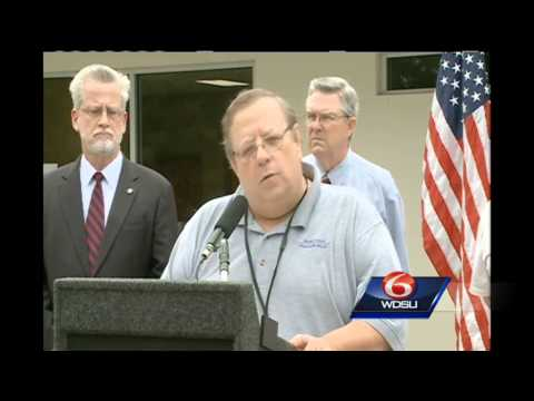 Raw Video: St. Tammany officials discuss charges, resigning of coroner