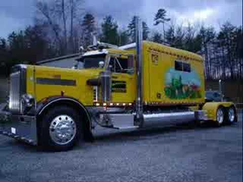 American trucks 2. Kolejne tiry