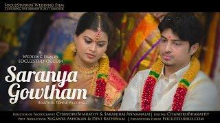 getlinkyoutube.com-Beautiful Temple Wedding in Salem, Tamilnadu by FocuzStudios.com   SARANYA + GOWTHAM