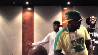 Young Jeezy - Run D MC (ft. Freddie Gibbs) (En Studio)