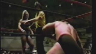 getlinkyoutube.com-Terry Boulder (Hulk Hogan) vs Mongolian Stomper (5-14-79) Classic Memphis Wrestling