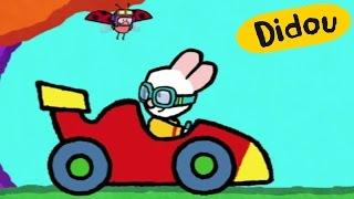 getlinkyoutube.com-Voiture - Didou dessine-moi une voiture | Dessins animés pour les enfants