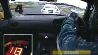 getlinkyoutube.com-2007 Nissan 350Z vs. Honda NSX vs. Civic type R vs