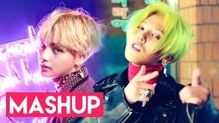 getlinkyoutube.com-BIGBANG x BTS - FXXK IT x BLOOD SWEAT & TEARS (mashup)