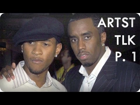 Usher: The Song That Won Him A Record Deal | Ep. 6 1/3 ARTST TLK | Reserve Channel